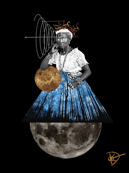 Ajé (The Night Witch)
