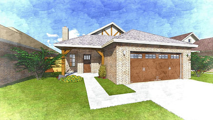 The Pearl 1575 Traditional Custom Home