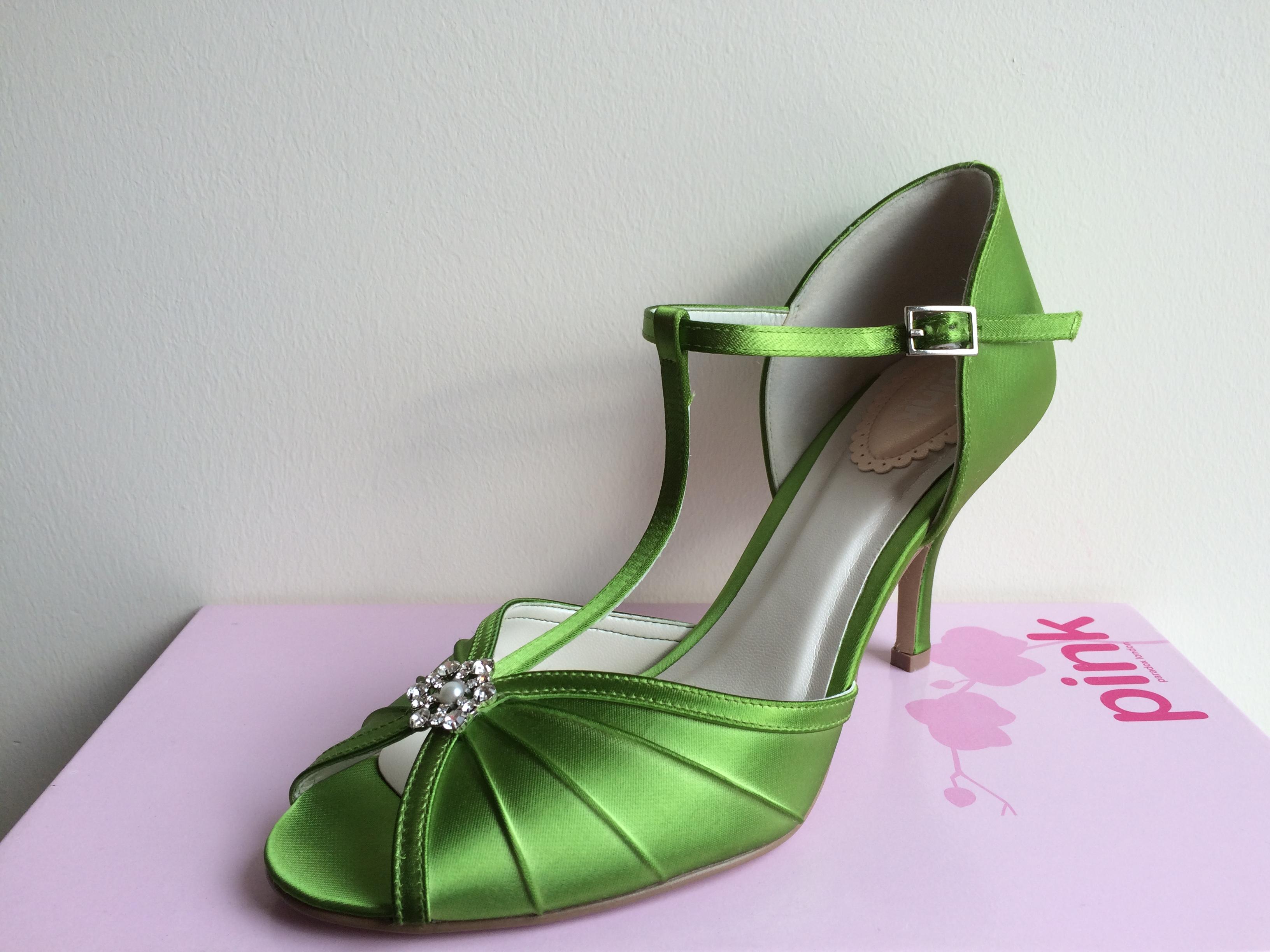 Perfume zöld