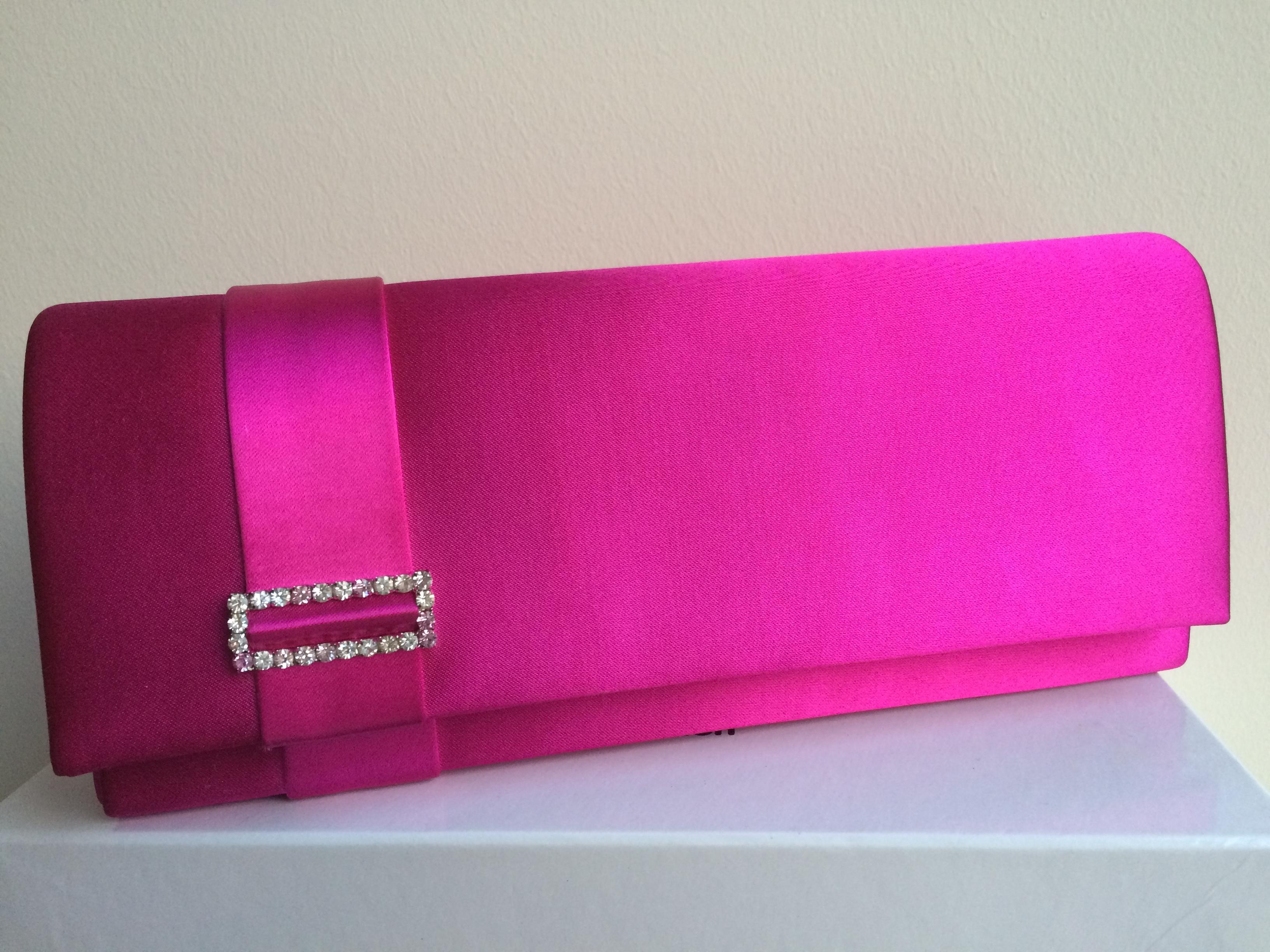Sheer táska pink