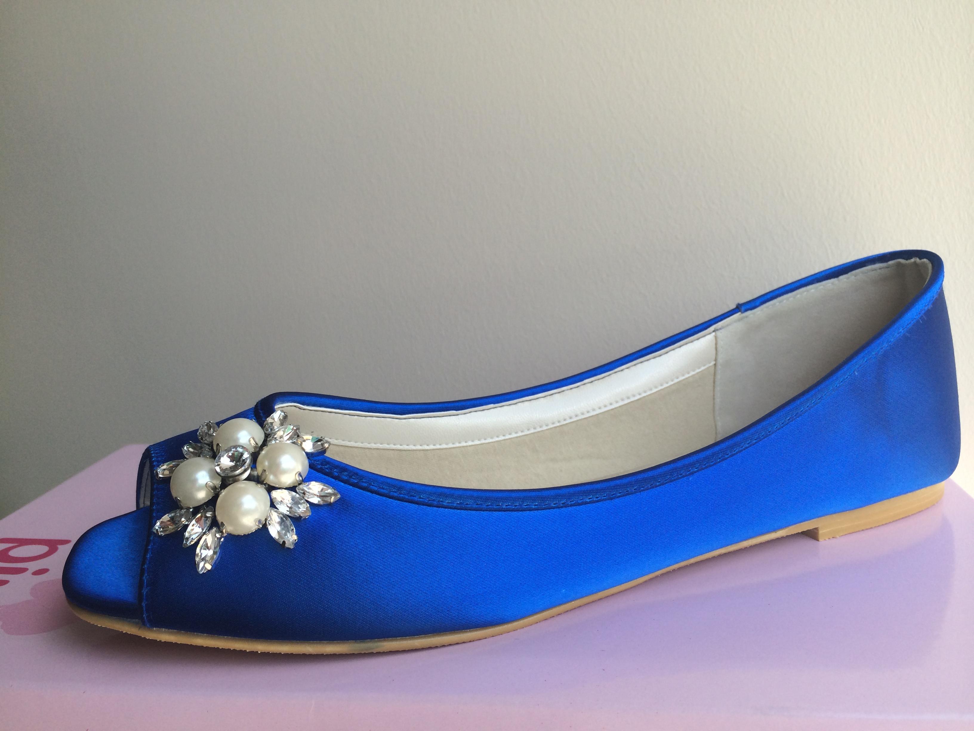 Flower kék