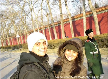 Pontos Turísticos de Pequim: Cidade Proibida e Parque Jing Shan