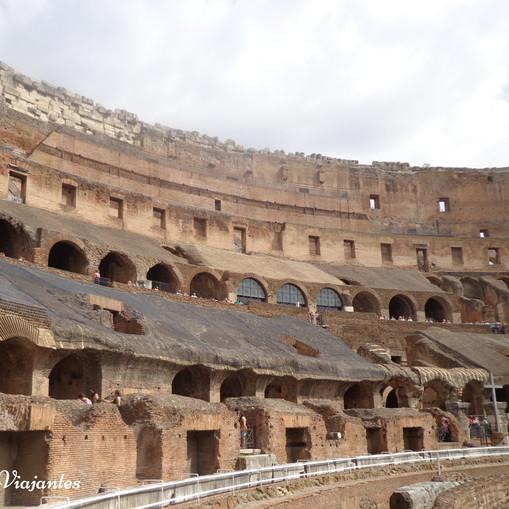 Coliseu - Arquibancadas