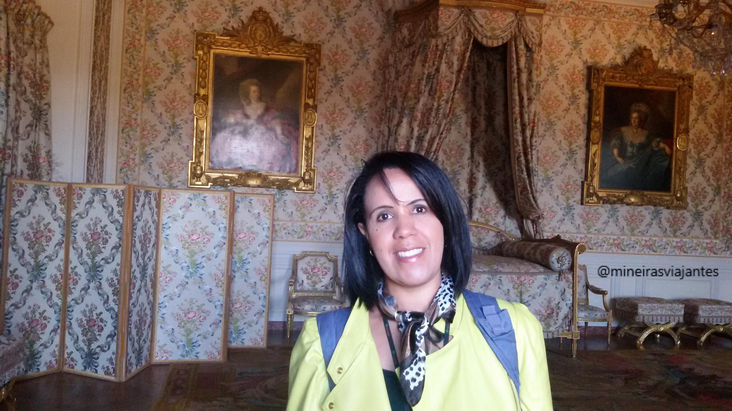 Decoração em Versailles