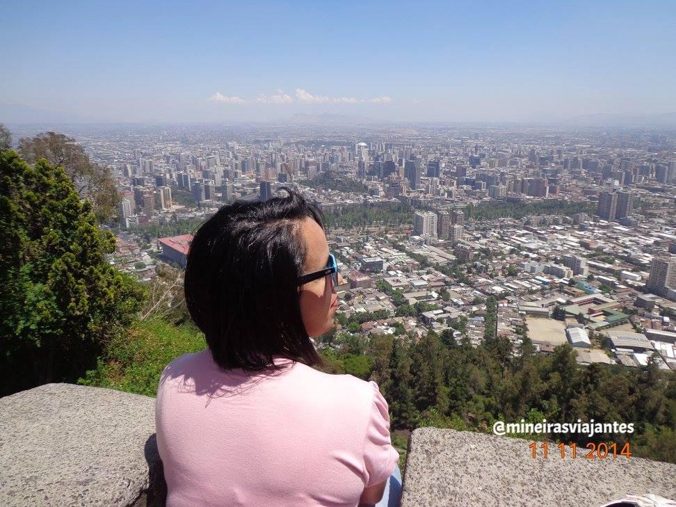 Mirante Santiago do Chile