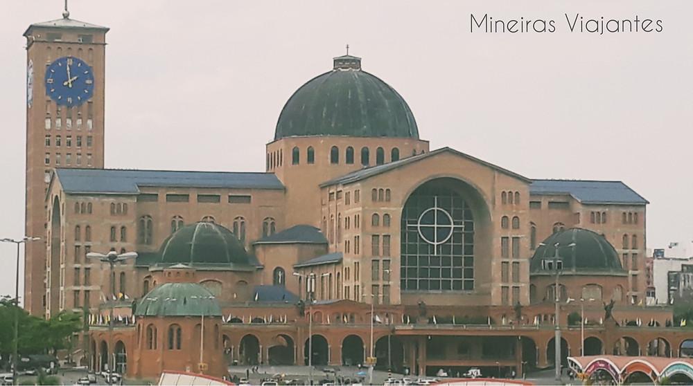 Fachada do Santuário - Basílica