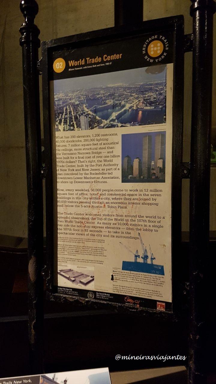 Memorial 11 de Setembro Nova York