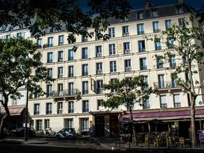 Hotel Astrid: nossa hospedagem em Paris