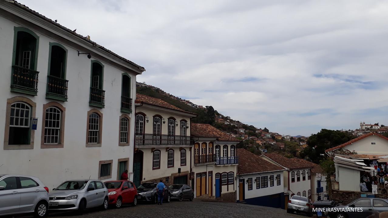 Turistando em Ouro Preto