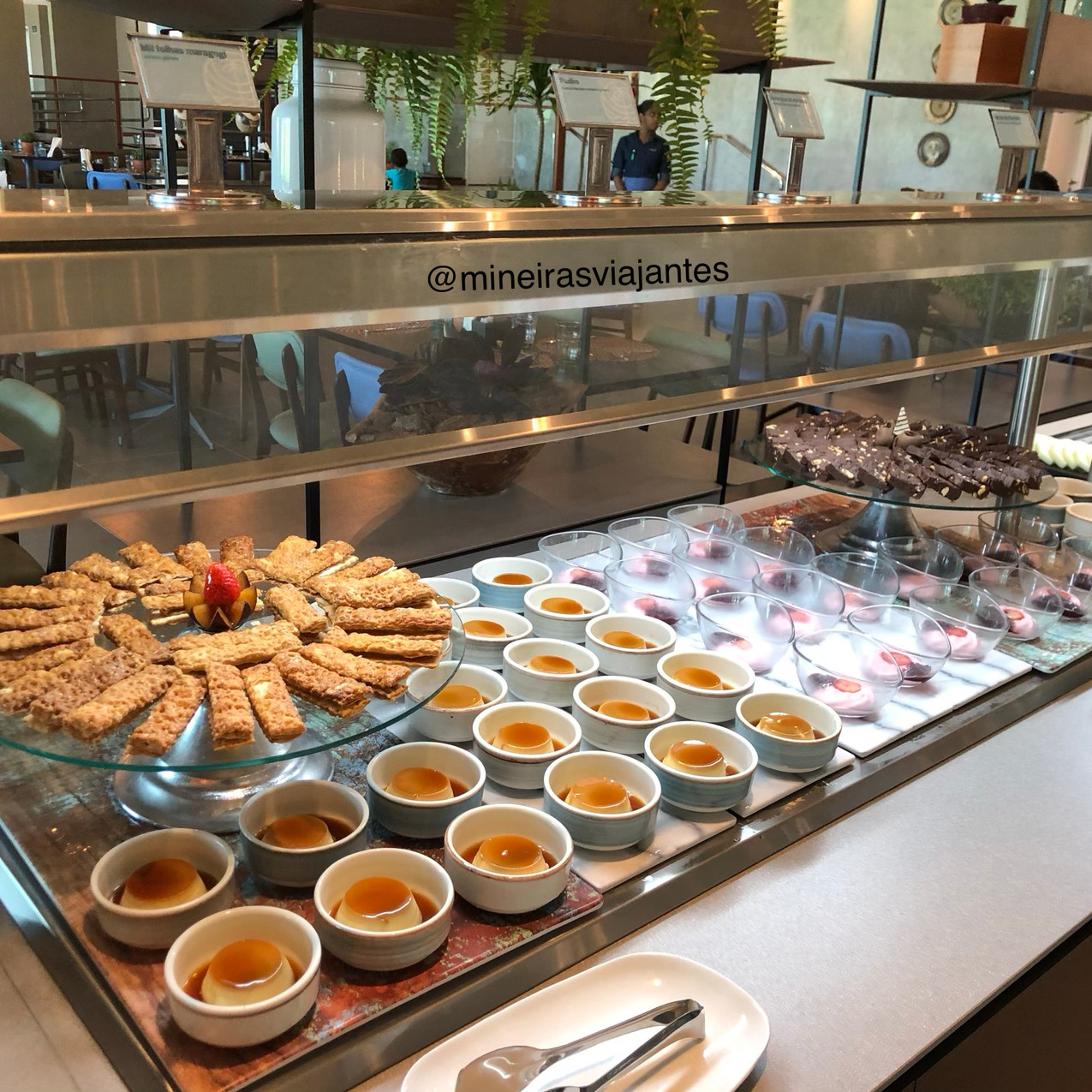 sobremesas - buffet