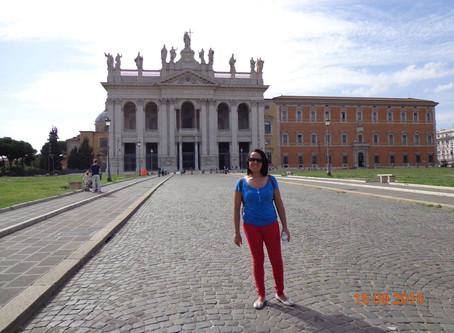 Dica de Roma: Arcibasilica Papale San Giovanni in Laterano