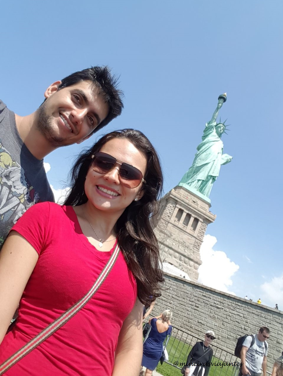 Estátua da Liberdade Nova York