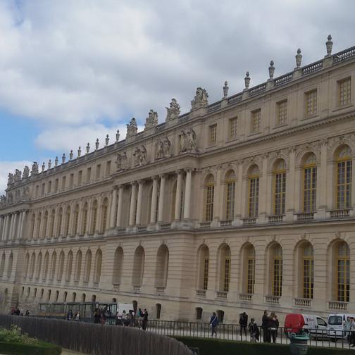 Interior de Versailles