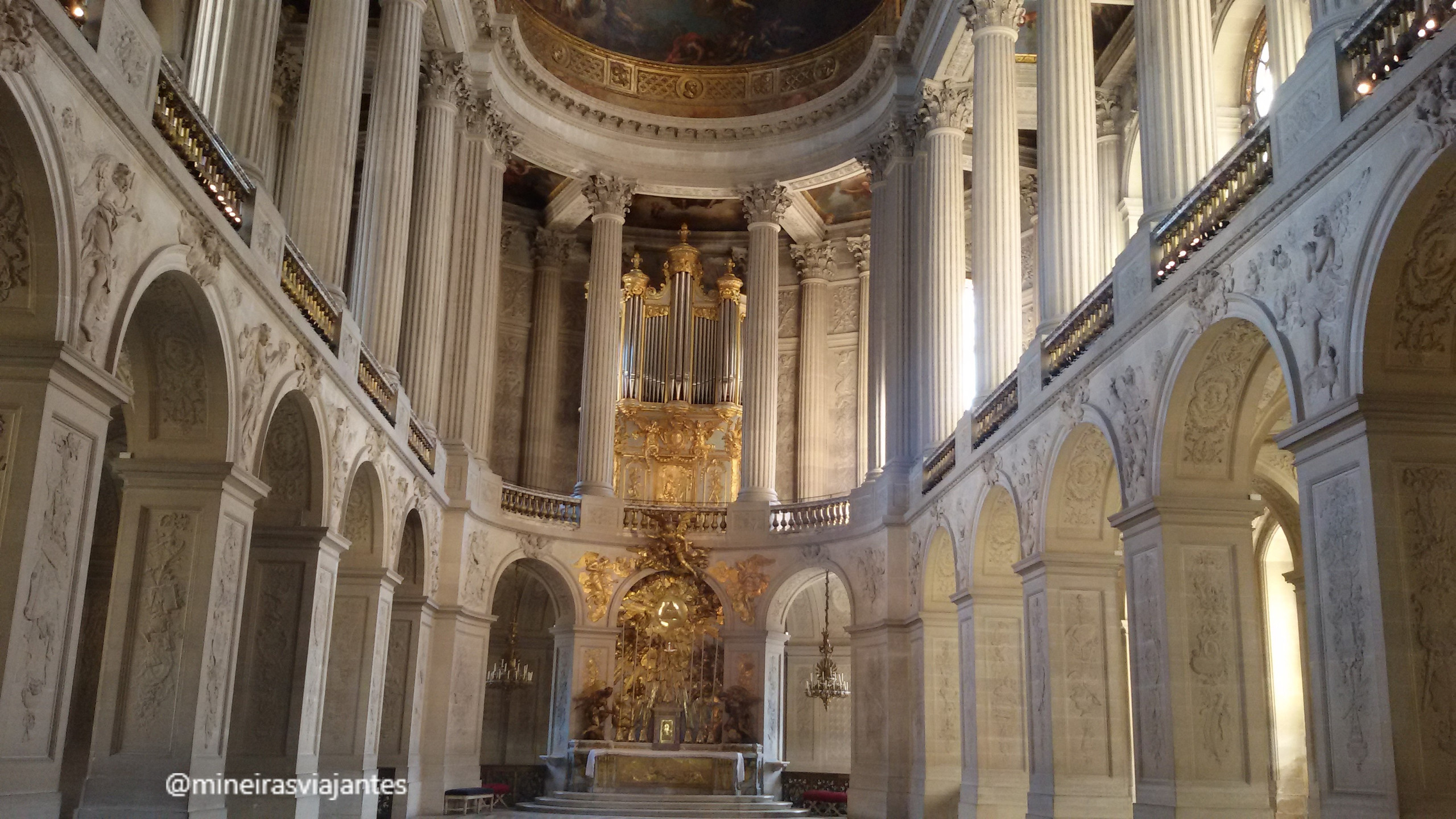 Salão de Versailles