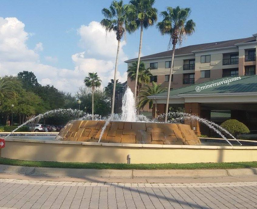 Lake Buena Vista In Marriot Orlando