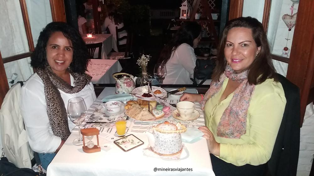 Queriéndote Casa de Chá e Bistrô - Uruguai