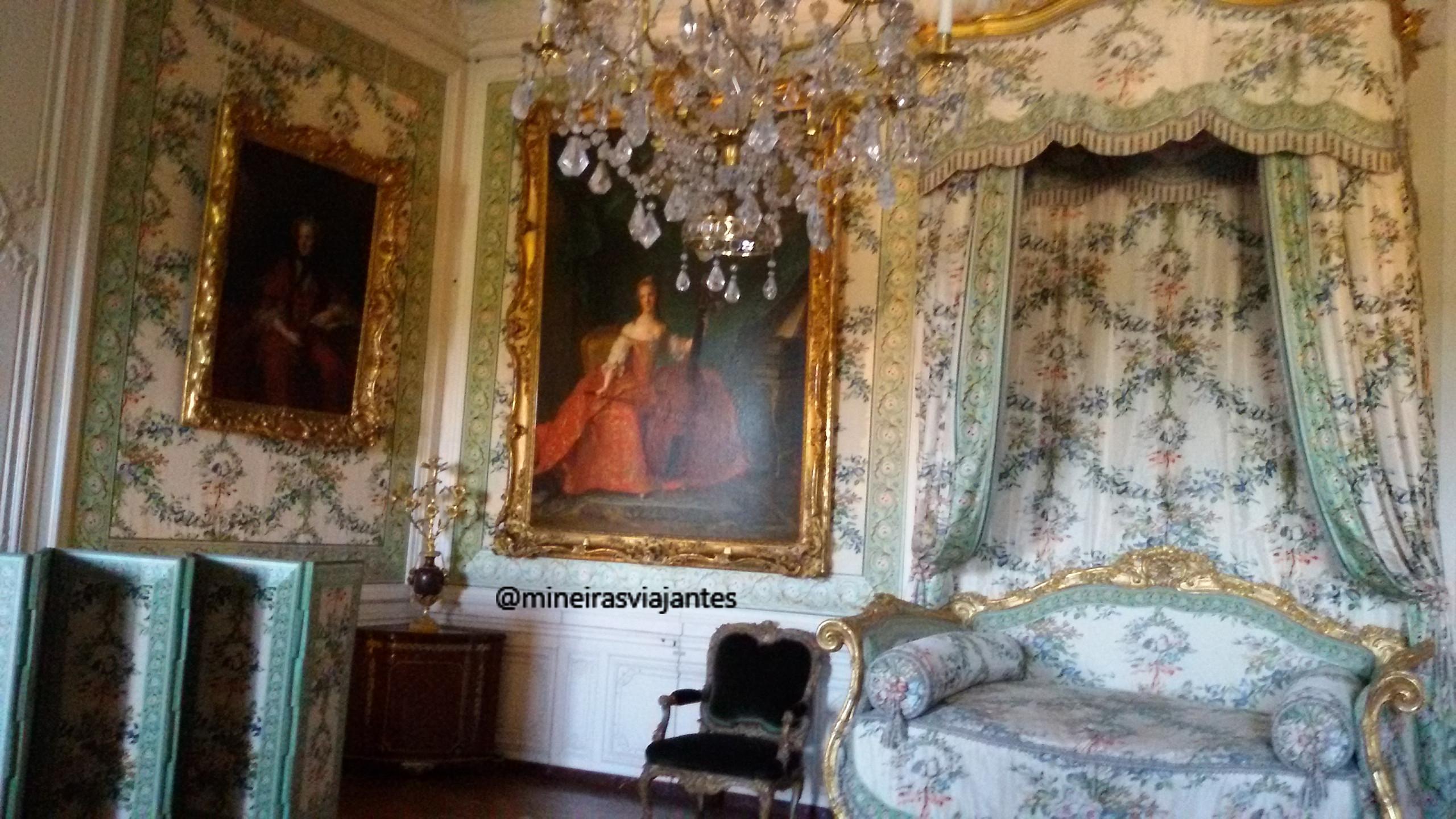 Quarto em Versailles