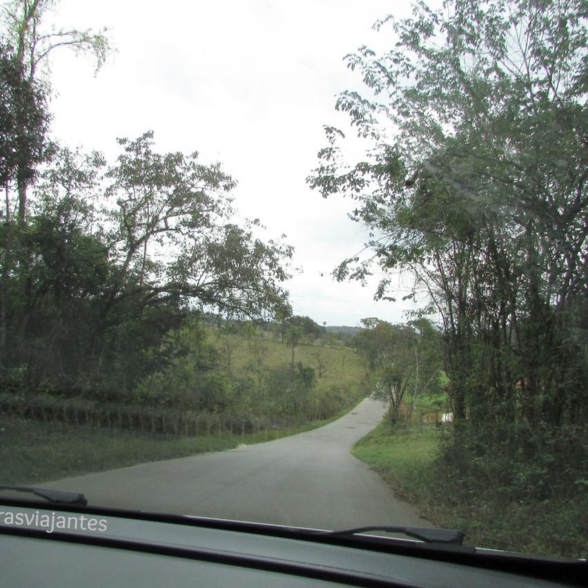 Estrada de Brumadinho