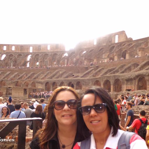 Coliseu - Arquibancada