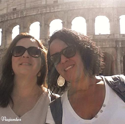 Entrada do Coliseu