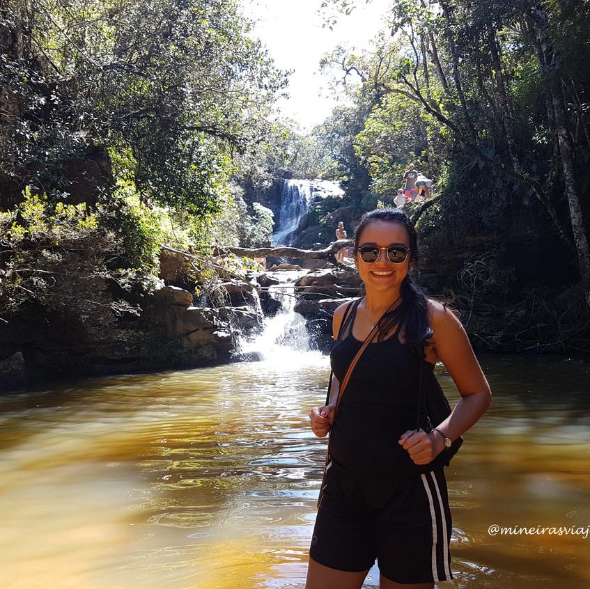 Cachoeira São Thomé das Letras