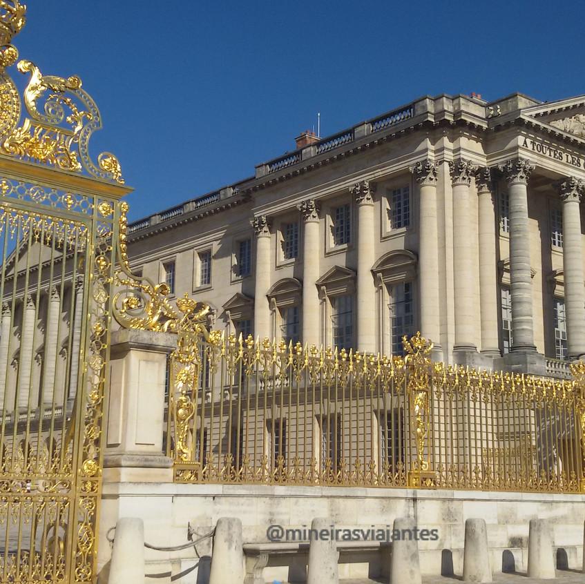 Entrada de Versailles