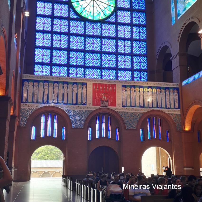 Vitral da Basílica