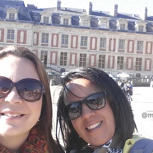 Por trás de Versailles