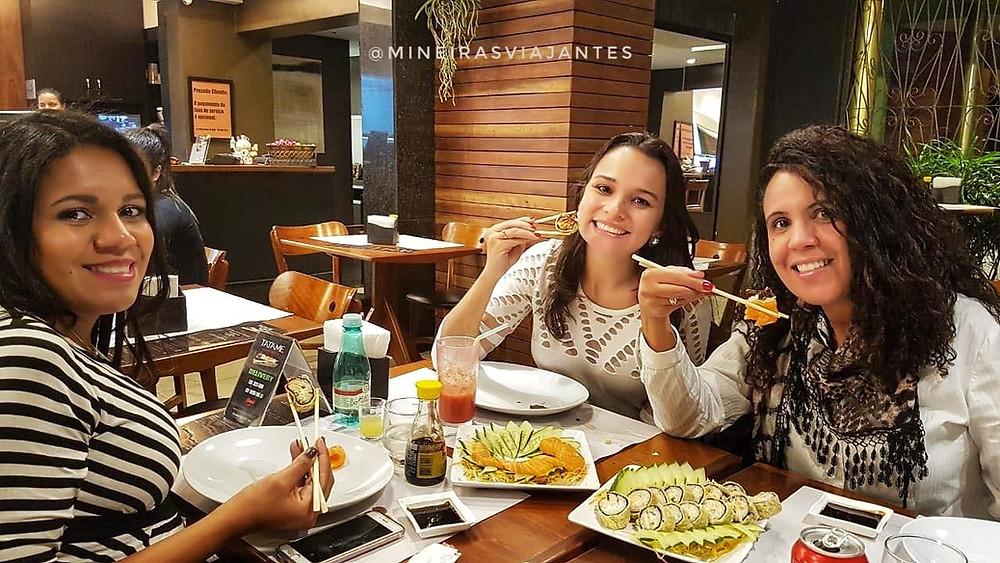 Restaurante Tatame em BH