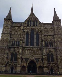 Salisbury Cathedral - Inglaterra