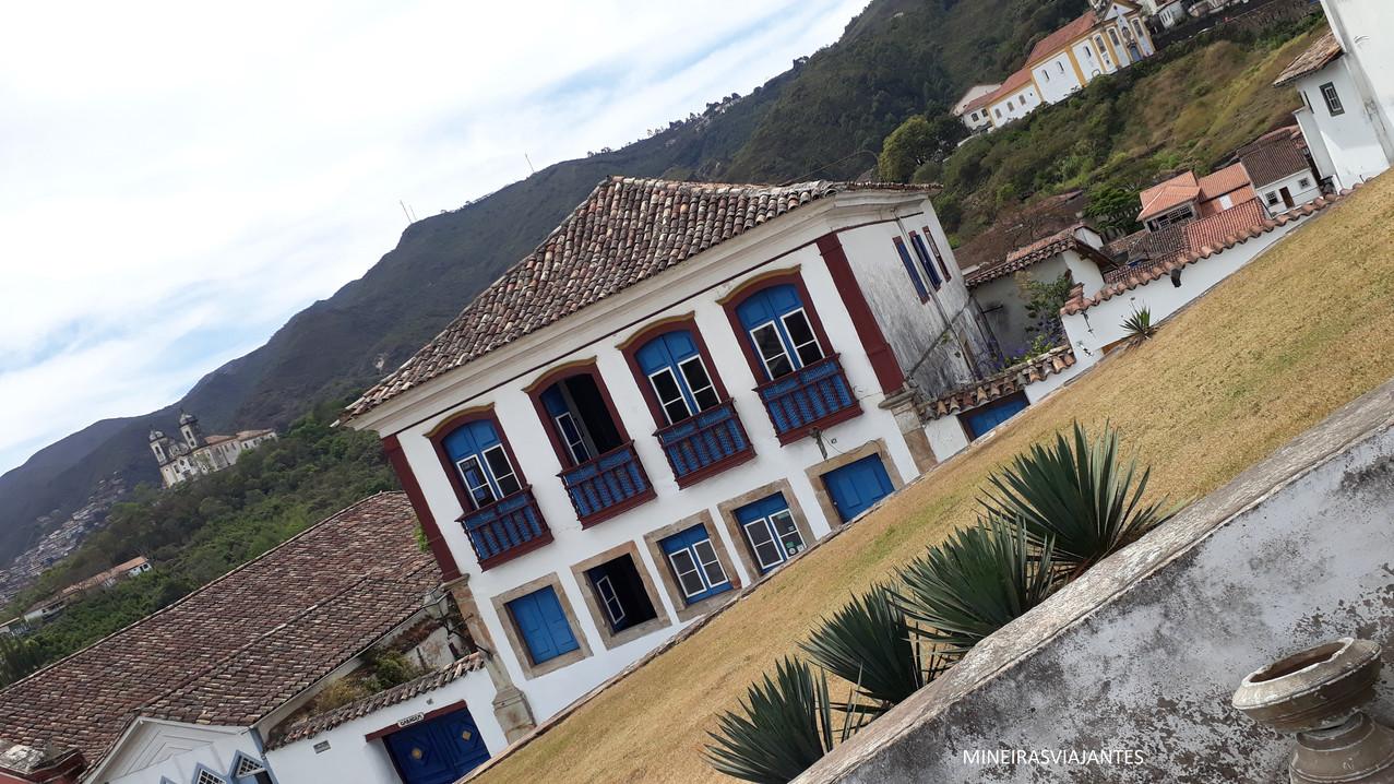 Arquitetura de Ouro Preto