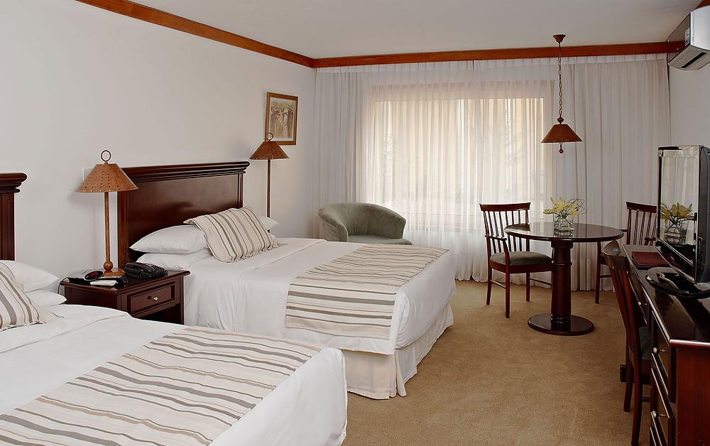 Quarto Standart - Foto do site do hotel