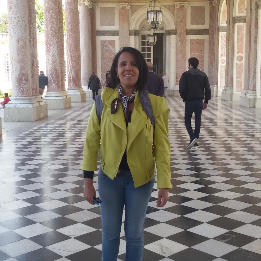 Interior do Trianon