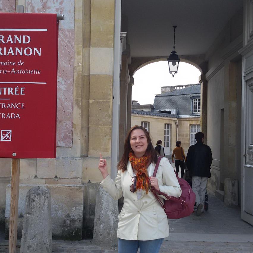 Grand Trianon Entrada