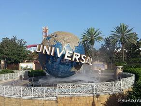 Parques Universal Studios e Islands os Adventure - Orlando
