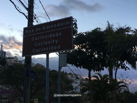 Rua do Amendoim - Belo Horizonte
