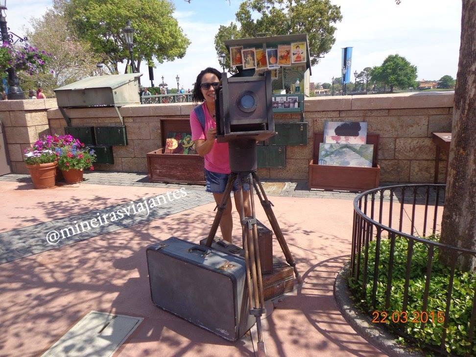 Parque da Disney Epcot