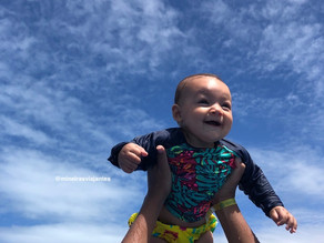 Como planejar uma viagem com bebê