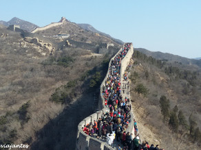 A Grandiosa Muralha da China