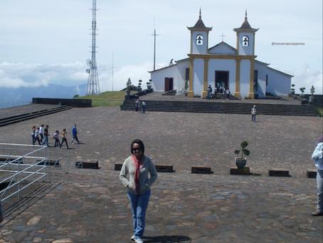 Santuário Nossa Senhora da Piedade: Padroeira de Minas