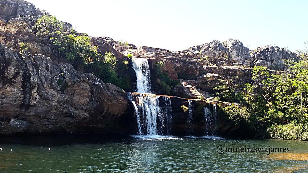 Cachoeira dos Cristais - Biribiri Minas Gerais