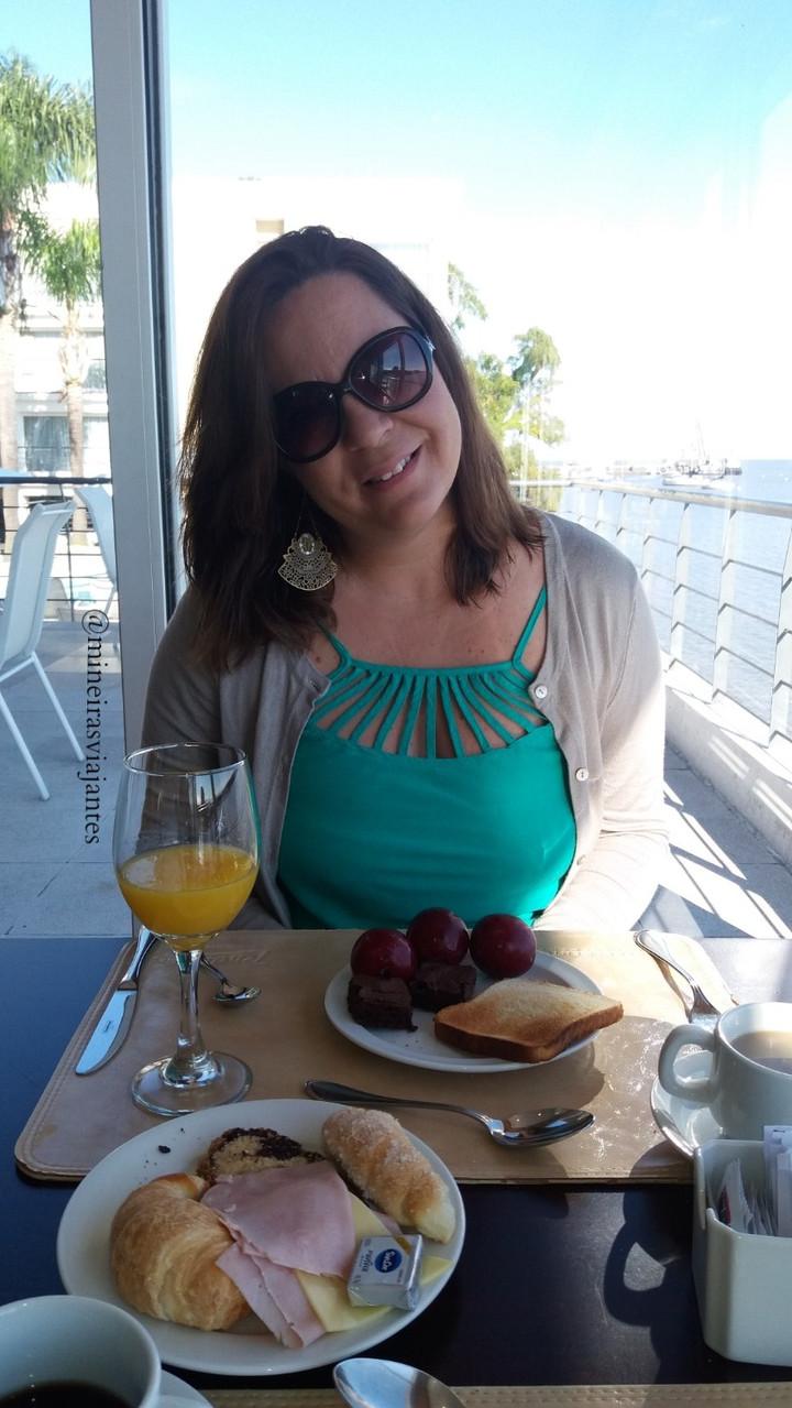 Café da manhã do Radisson