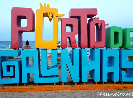 Porto de Galinhas e Praia dos Carneiros - Pernambuco
