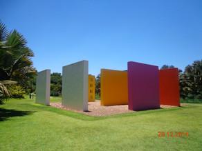 Inhotim: museu a céu aberto.
