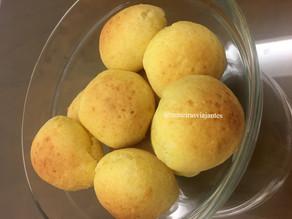 Receitas de Minas - Pão de Queijo (PDQ)