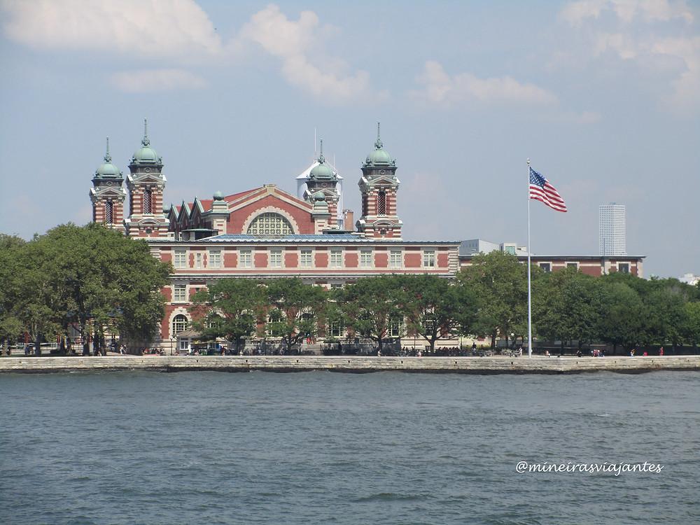 Ellis Island Nova York
