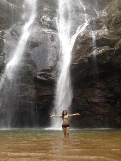 Cachoeira do Índio - Rio Acima