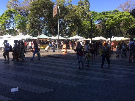 Belo Horizonte - Feira Hippie