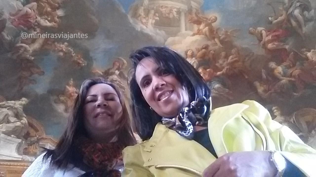 Teto de Versailles