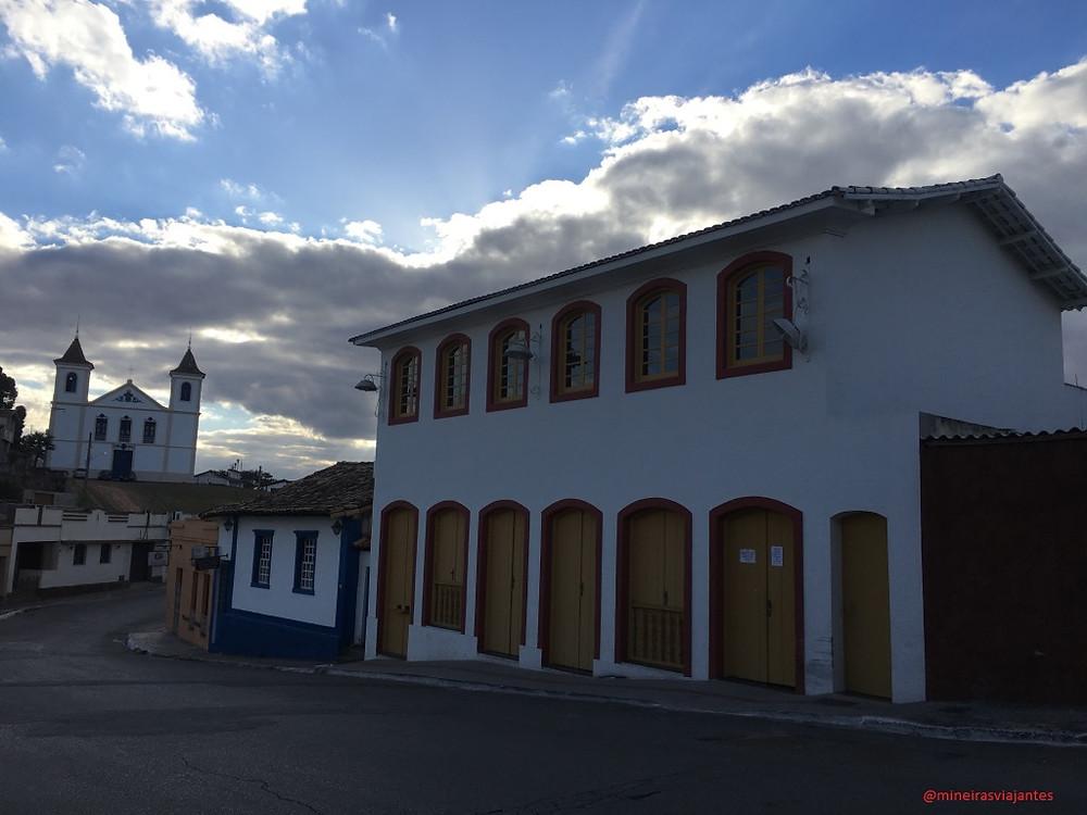 Teatro Municipal Antônio Roberto de Almeida